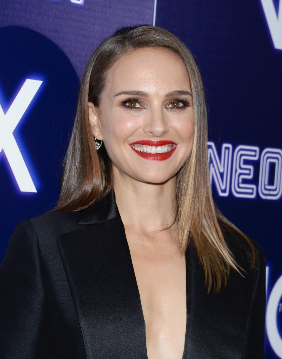 Natalie Portman, Vox Lux premiere, 2018