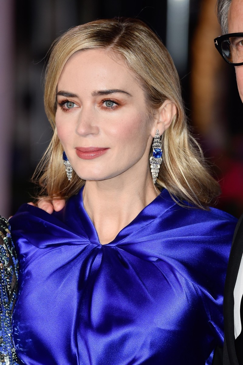 Emily Blunt, Mary Poppins Returns London premiere, 2018
