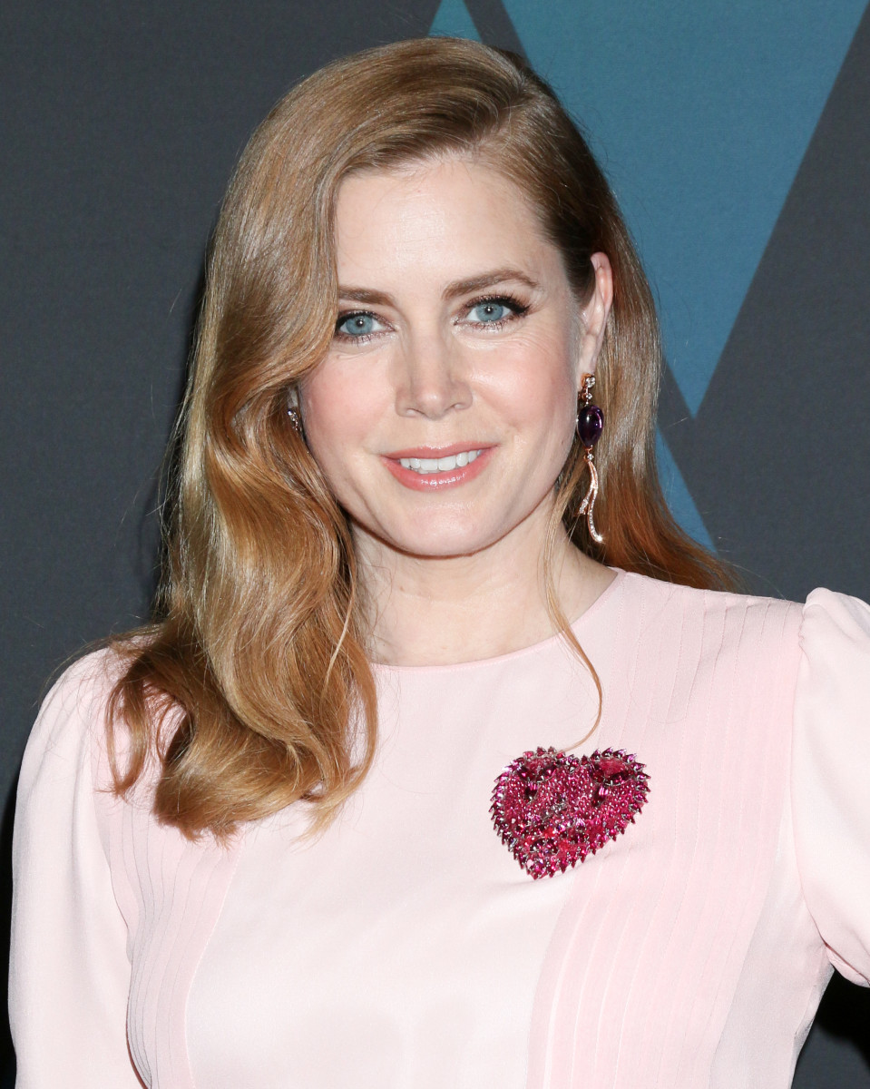 Amy Adams, Governors Awards, 2018