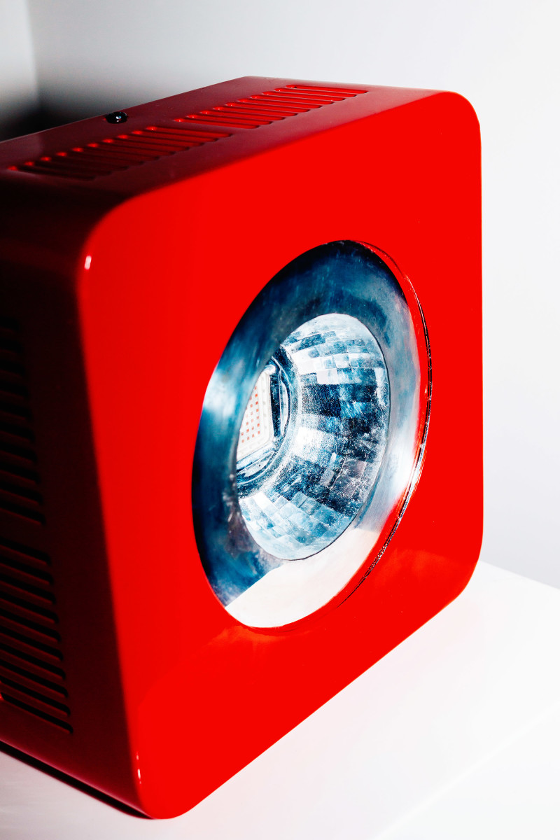 Red Light Man Red Light Device