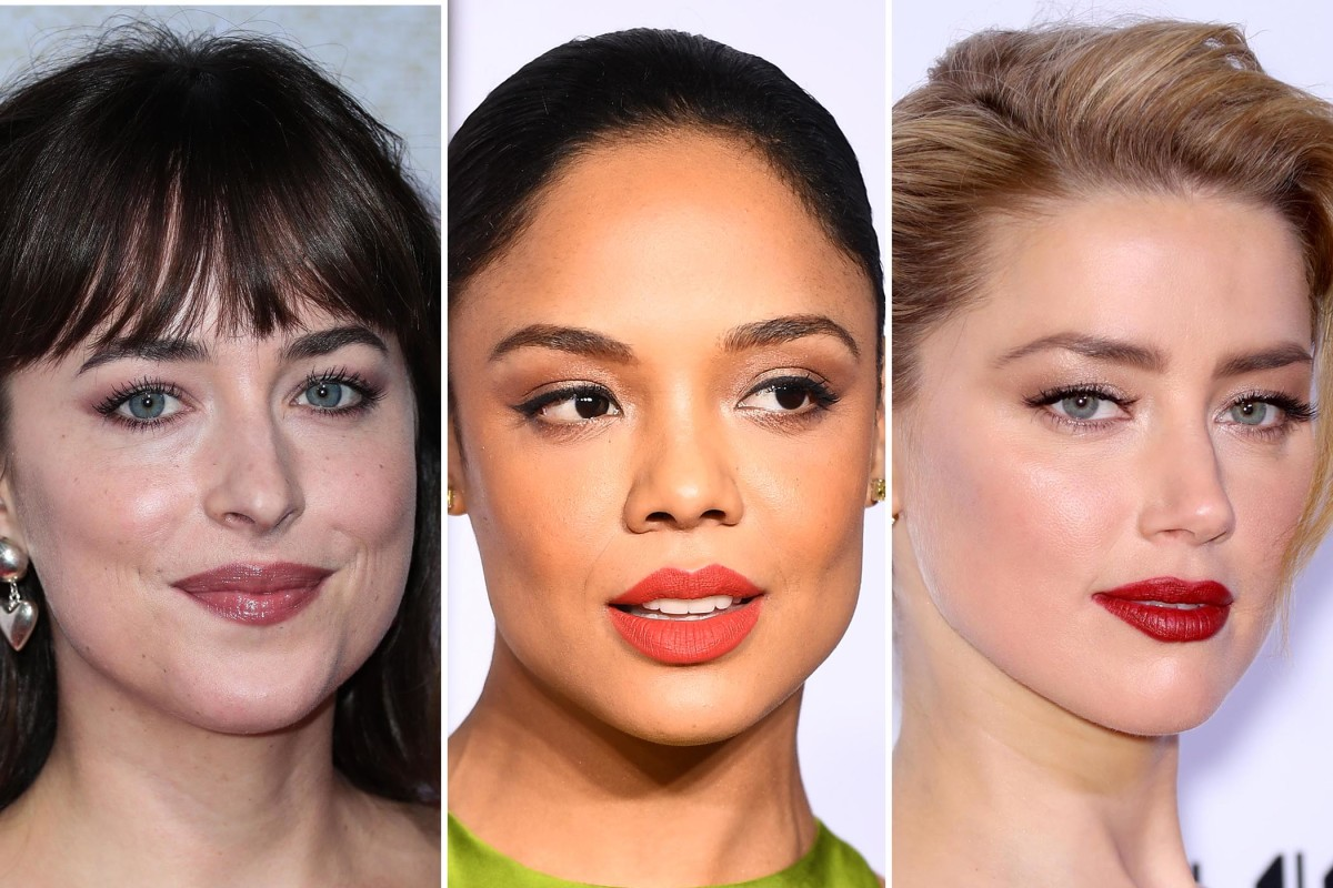 Dakota Johnson, Tessa Thompson, Amber Heard