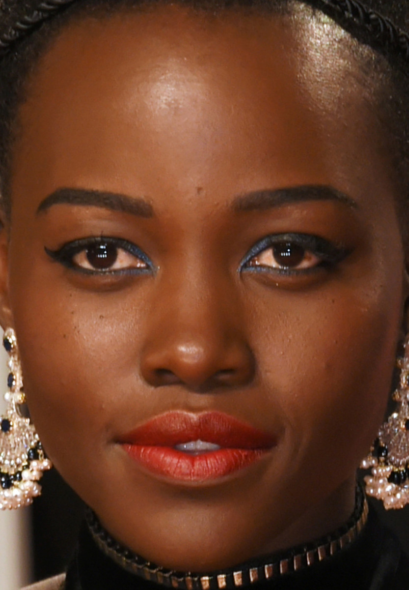 Lupita Nyong'o, British Academy Film Awards, 2018
