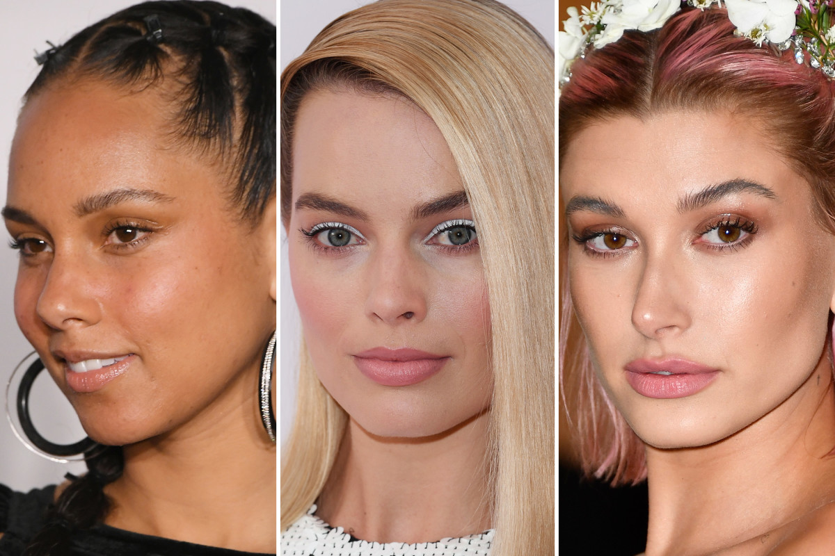 Review in year best in celebrity beauty foto