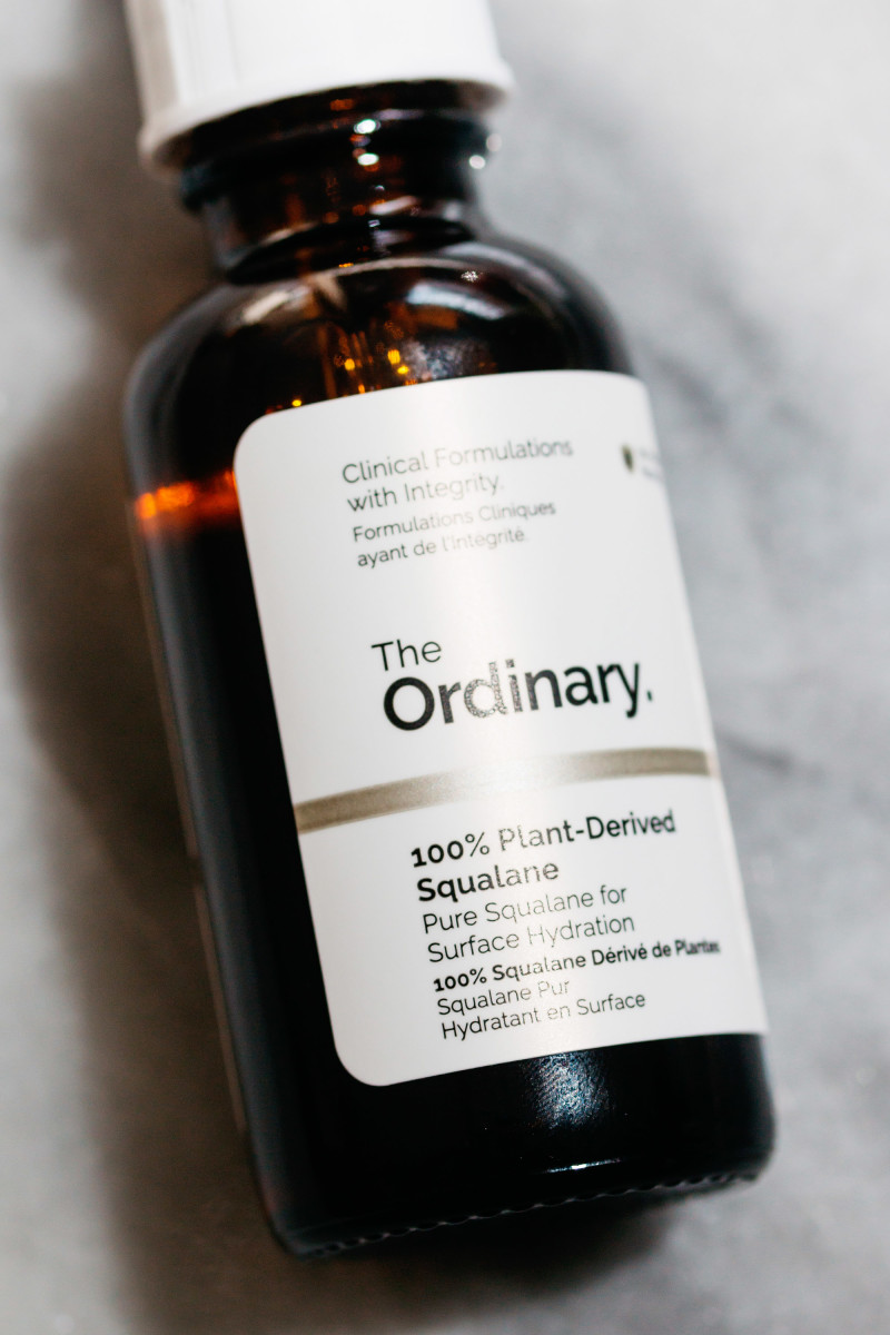 The Ordinary 100 Percent Plant-Derived Squalane