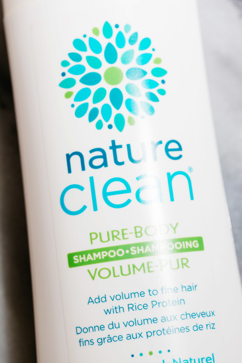 Nature Clean Pure Body Shampoo