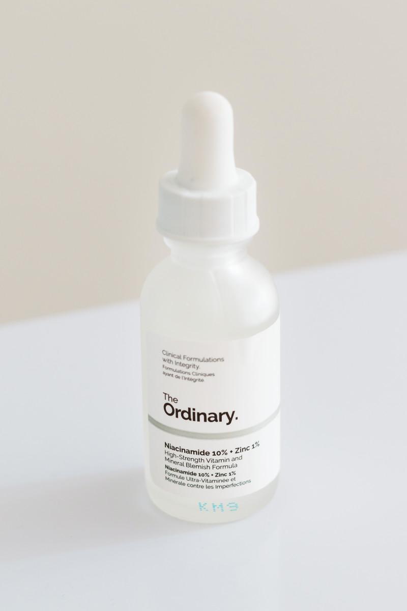The Ordinary Niacinamide 10 Percent Zinc 1 Percent