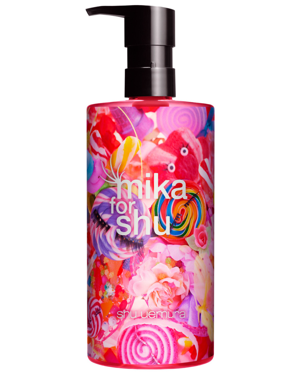 Shu Uemura Mika for Shu POREfinist Anti-Shine Fresh Cleansing Oil