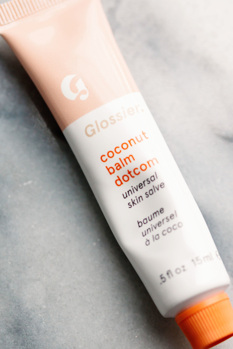 Glossier Coconut Balm Dotcom