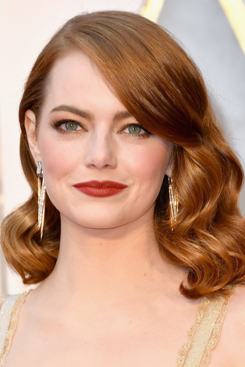 Emma Stone, Academy Awards, 2017