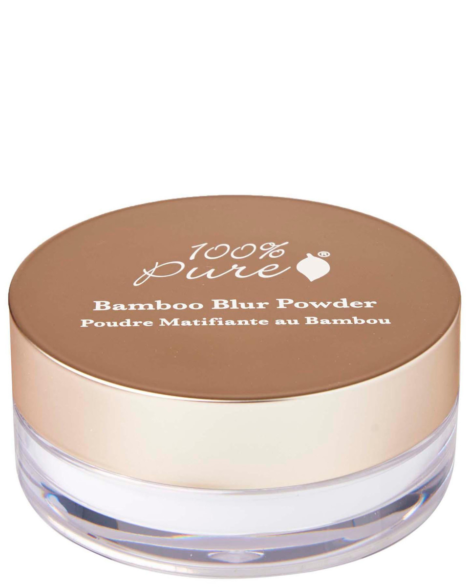 100 Percent Pure Bamboo Blur Powder