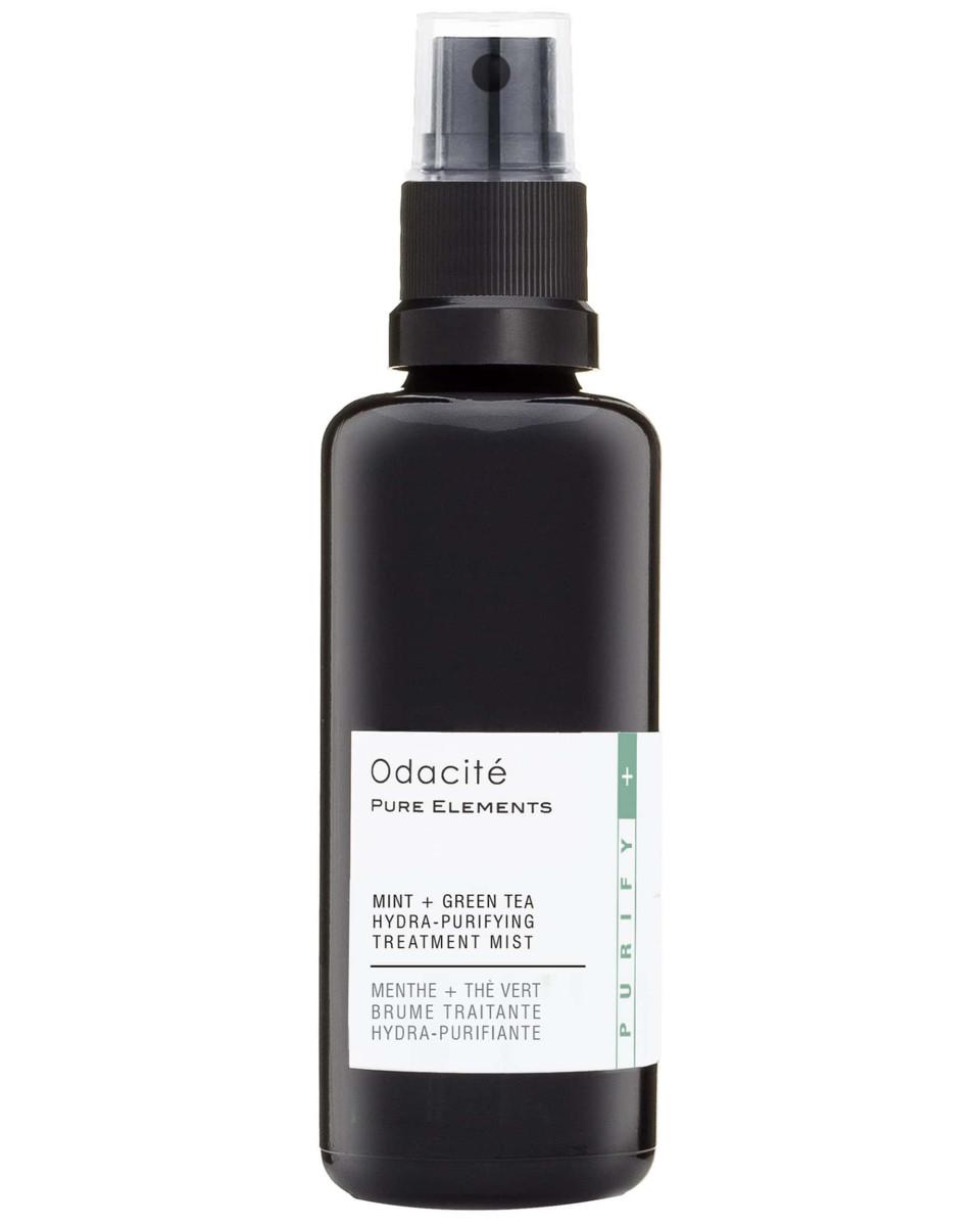 Odacite Mint Green Tea Hydra-Purifying Treatment Mist