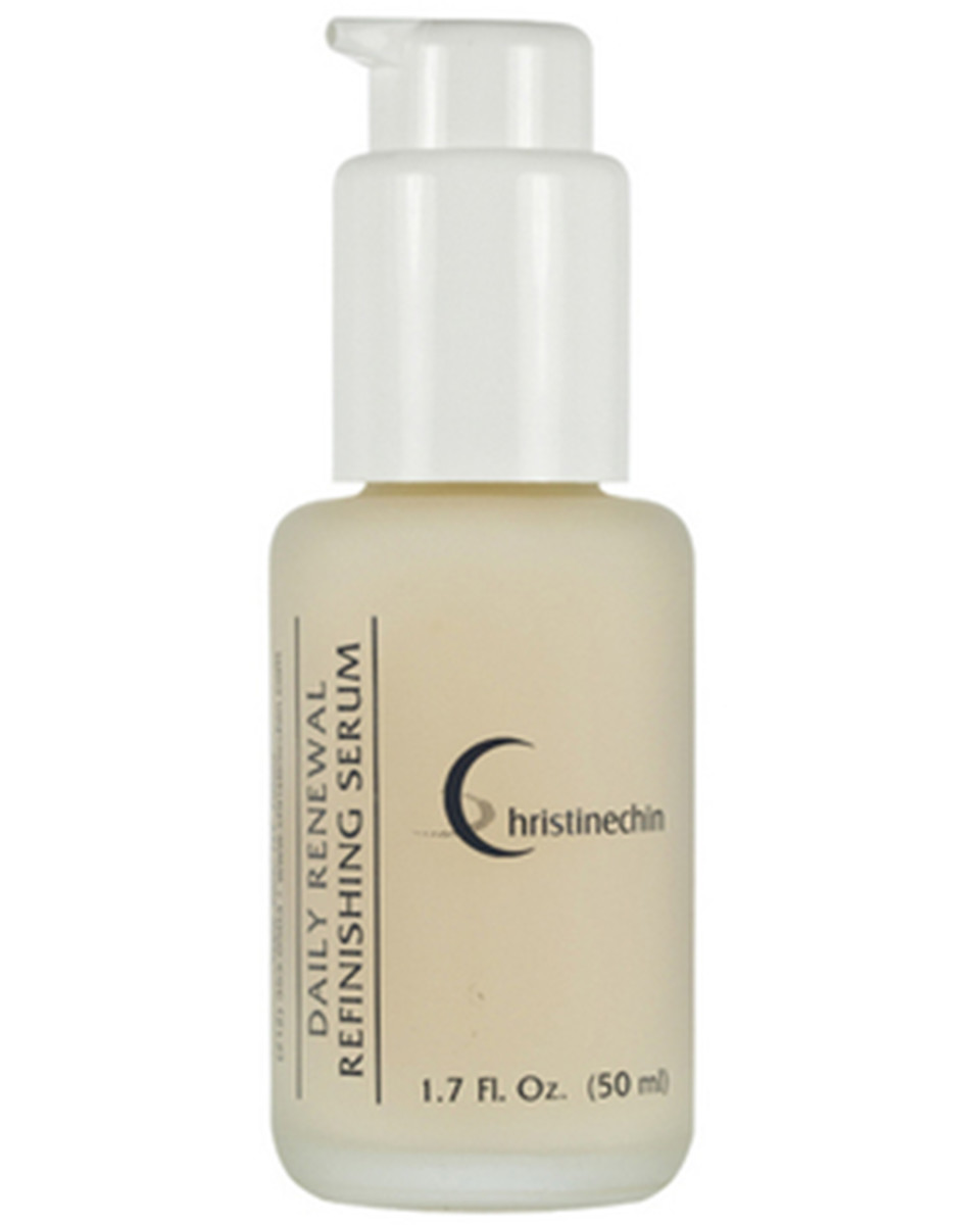 Christine Chin Daily Renewal Refinishing Serum