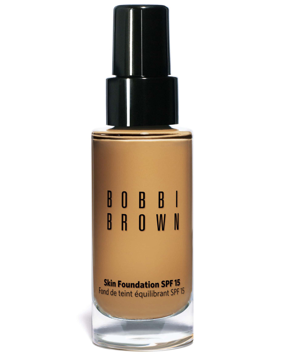 Bobbi Brown Skin Foundation SPF 15 in Warm Honey