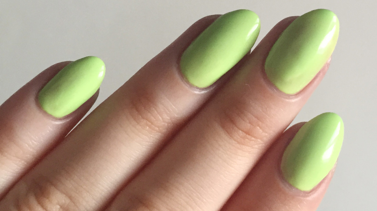 Essie Neon Nail Polish Collection Review + Swatches - The Skincare Edit