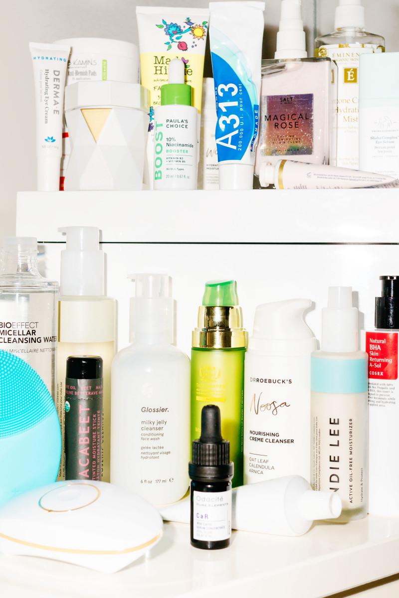 Skincare routine winter 2019