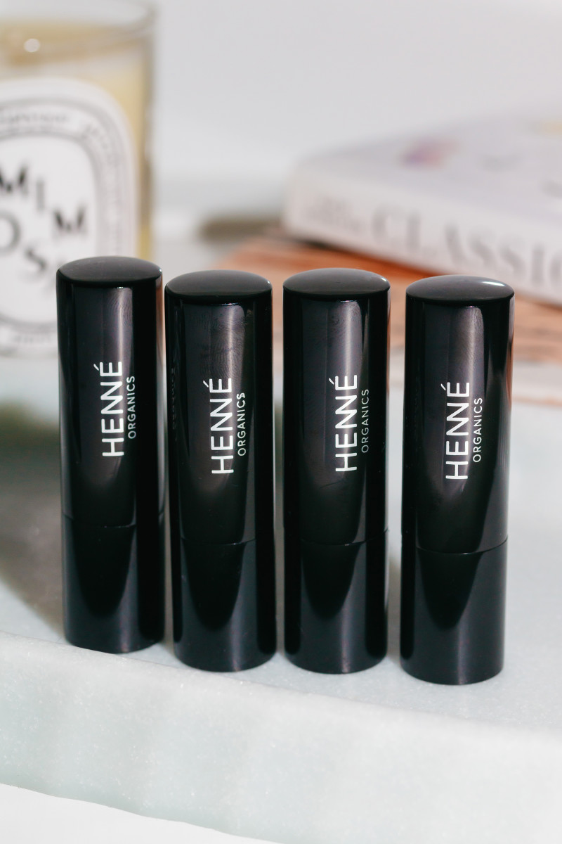 Henne Organics Lip Tint review