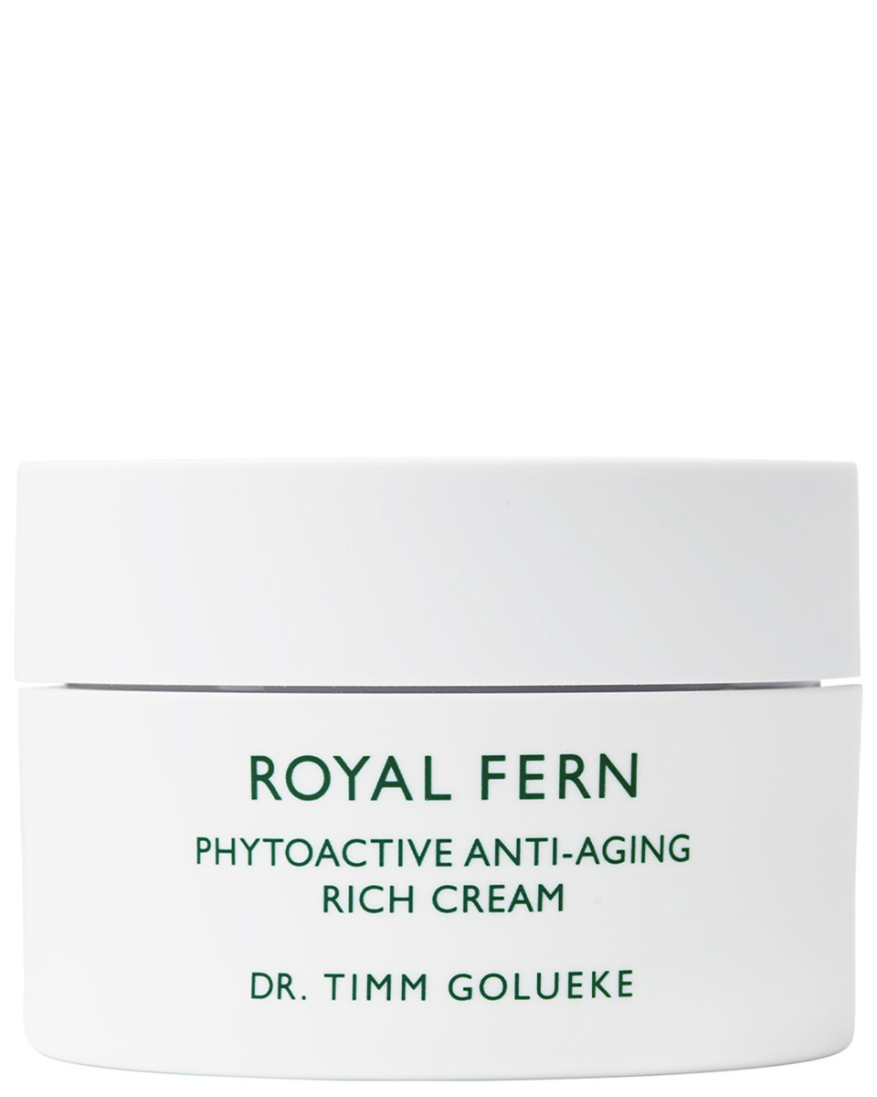 Royal Fern Phytoactive Anti-Aging Rich Cream