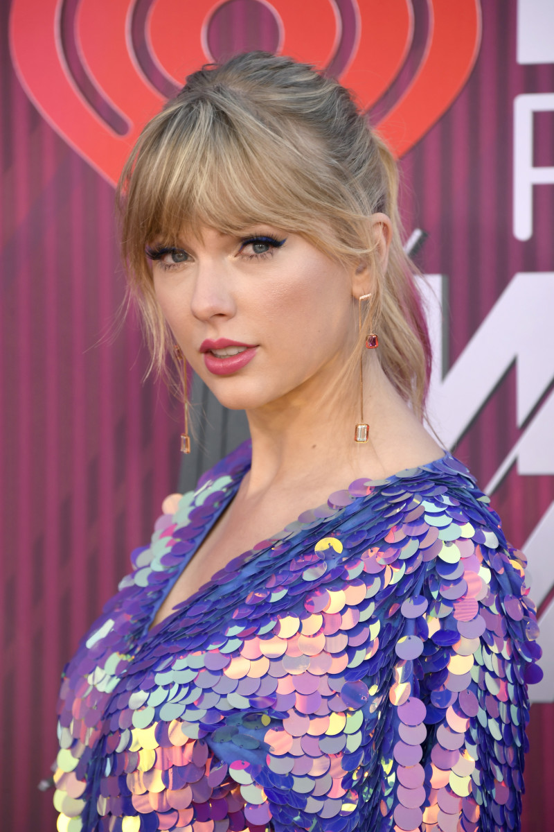 Taylor Swift, iHeartRadio Music Awards, 2019