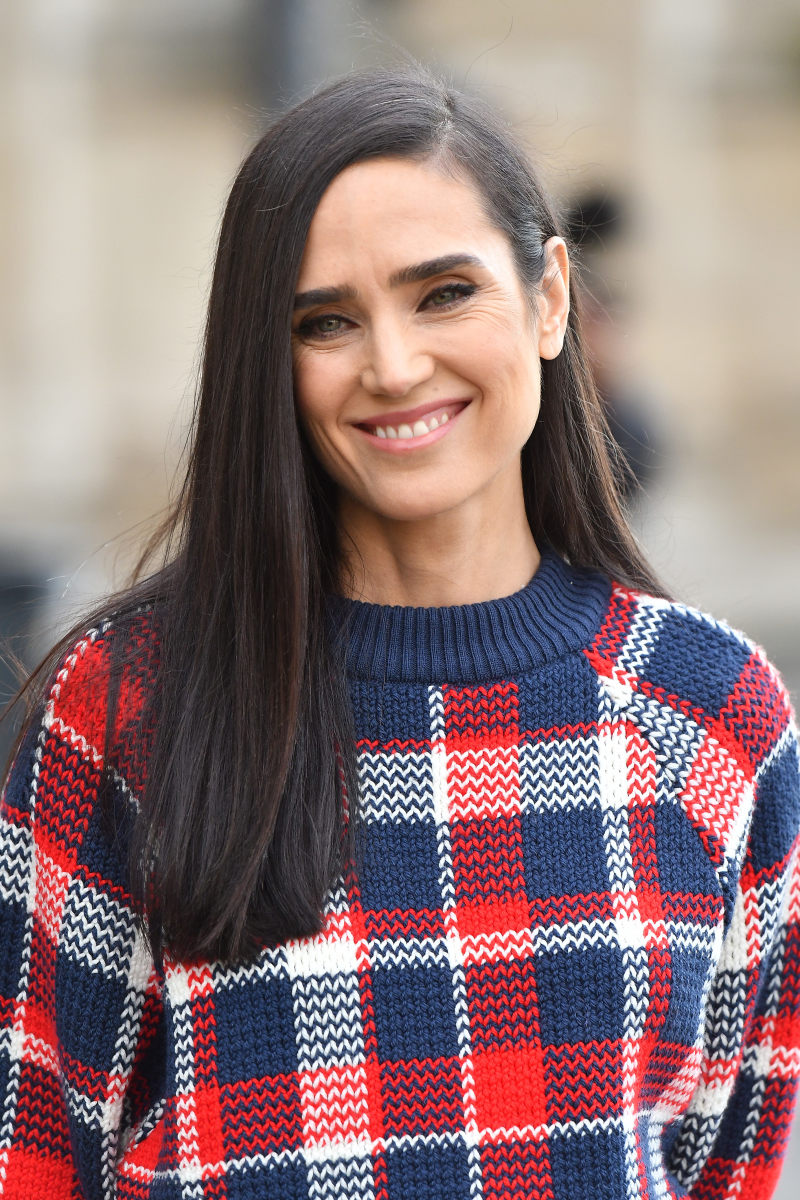 Jennifer Connelly, Louis Vuitton show, 2019