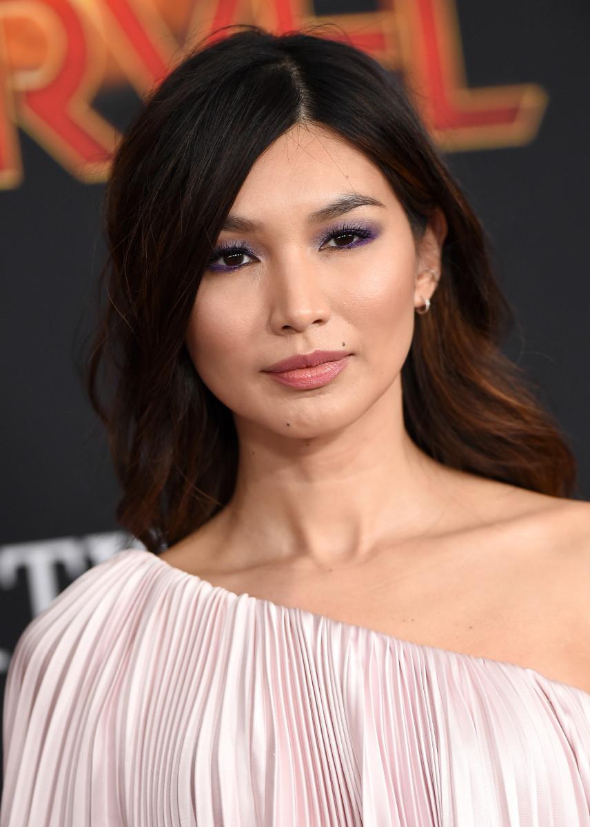 Gemma Chan, Captain Marvel premiere, 2019