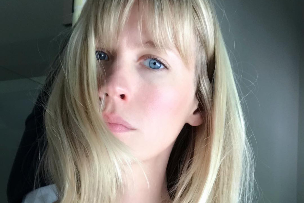 January Jones skincare routine
