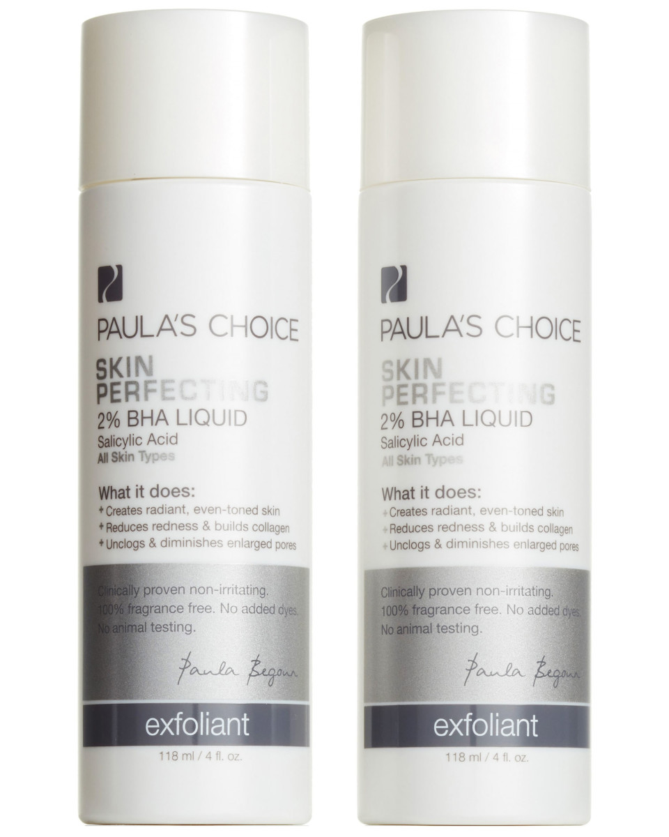Paula's Choice Skin Perfecting 2 Percent BHA Liquid Exfoliant Duo