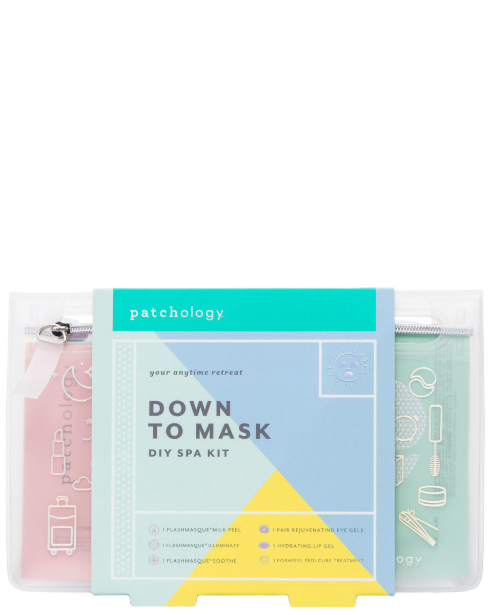 Patchology Down to Mask DIY Spa Kit