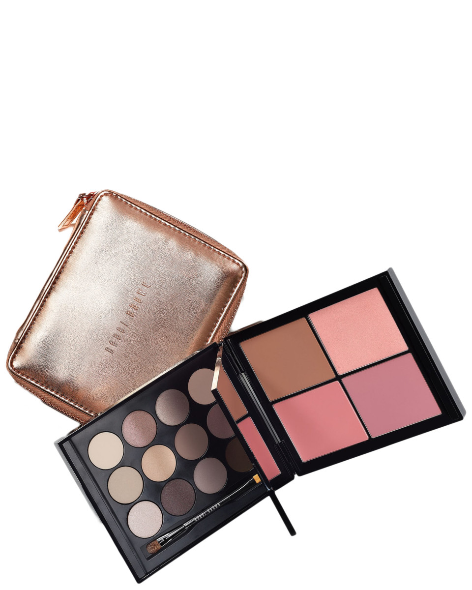Bobbi Brown Deluxe Eye and Cheek Set