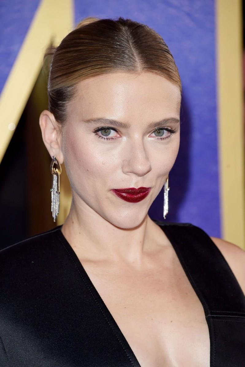 Scarlett Johansson, Avengers Endgame fan event, 2019