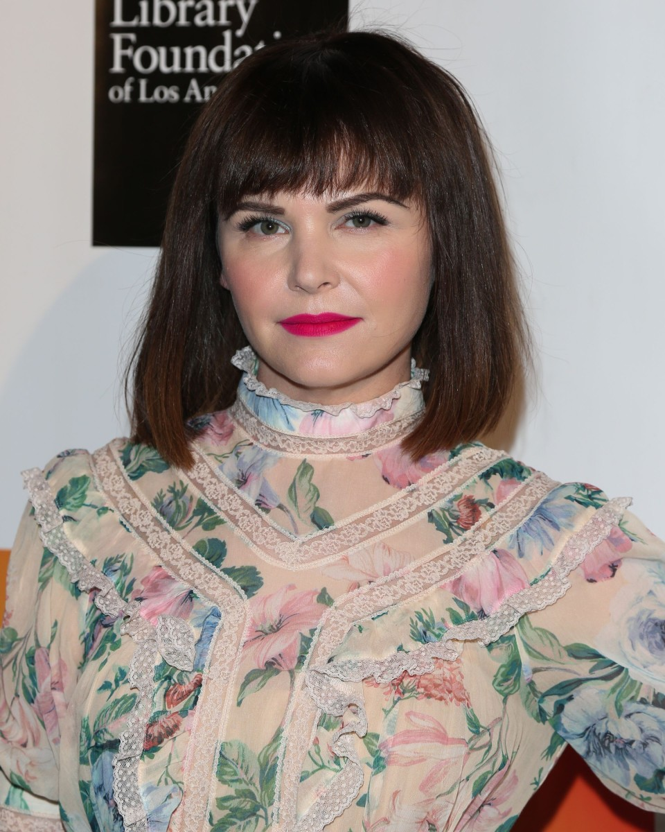 Ginnifer Goodwin, Library Foundation of Los Angeles Young Literati Toast, 2019