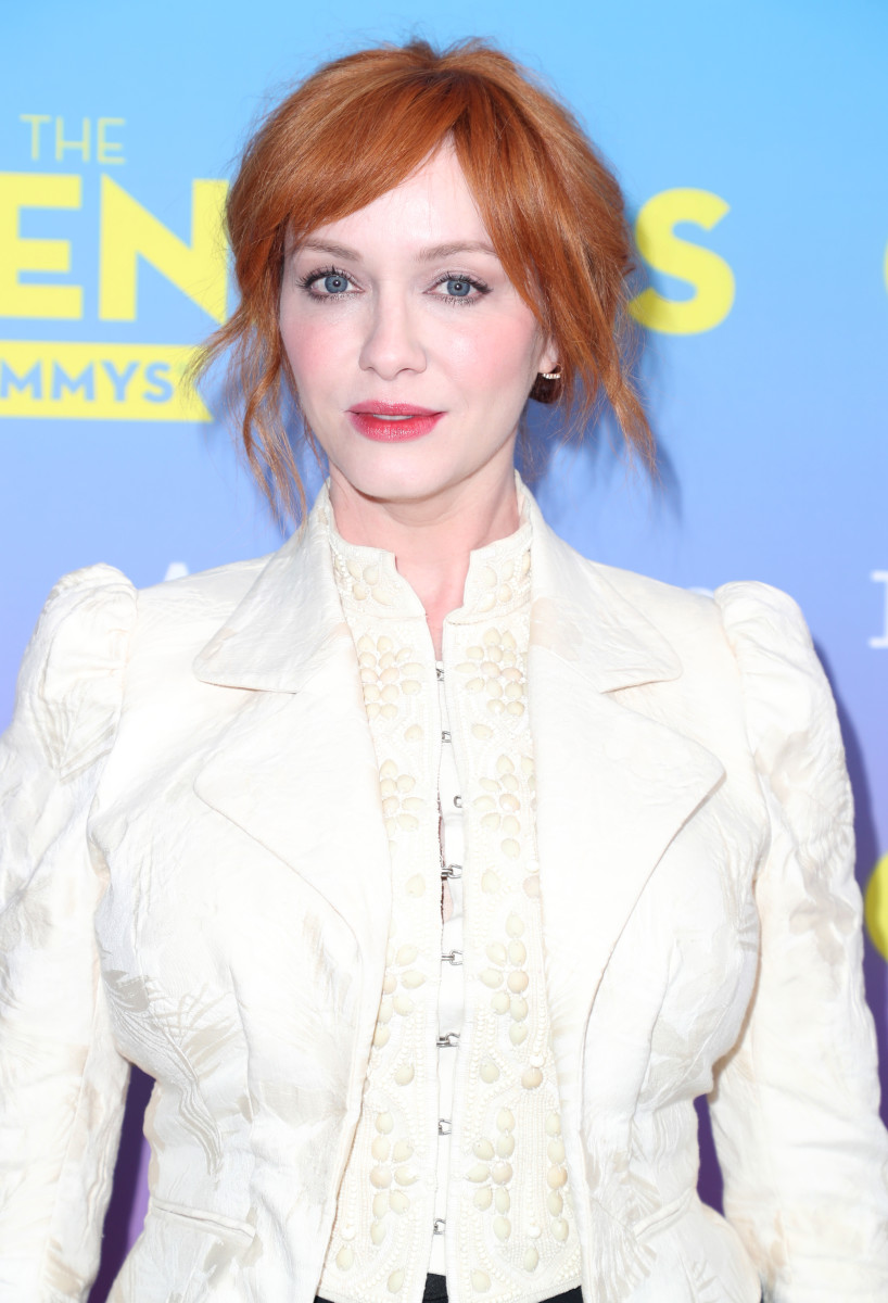 Christina Hendricks, Deadline Contenders Emmy event, 2019