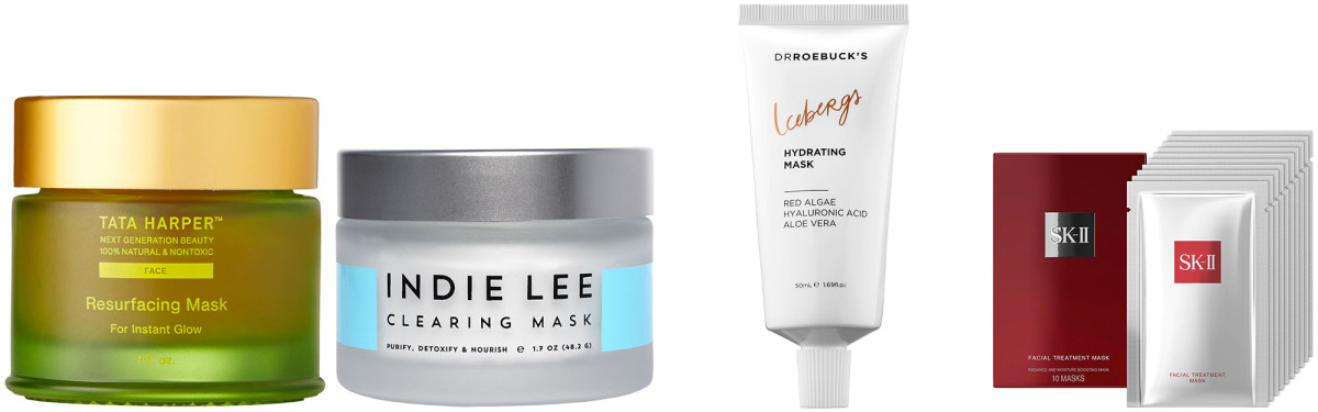 Sephora face masks and sheet masks