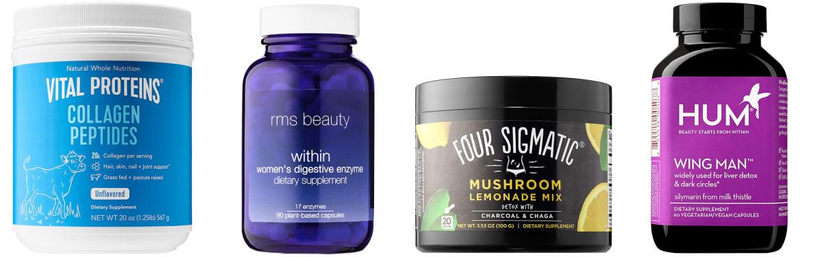 Sephora beauty supplements