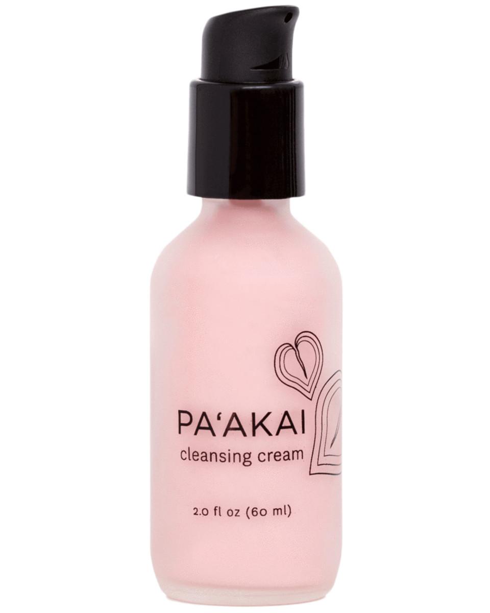 Honua Hawaiian Skincare Pa'akai Cleansing Cream