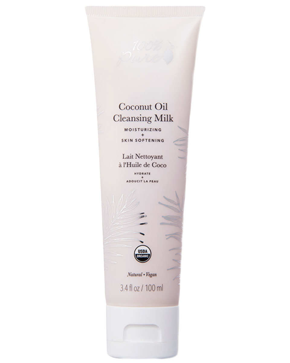 100 Percent Pure Coconut Oil Cleansing Milk