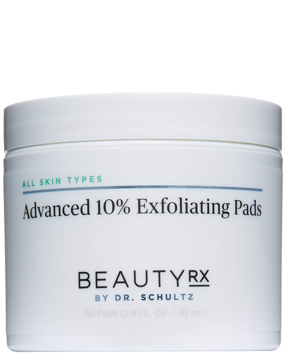 BeautyRx by Dr. Schultz Advanced 10 Percent Exfoliating Pads