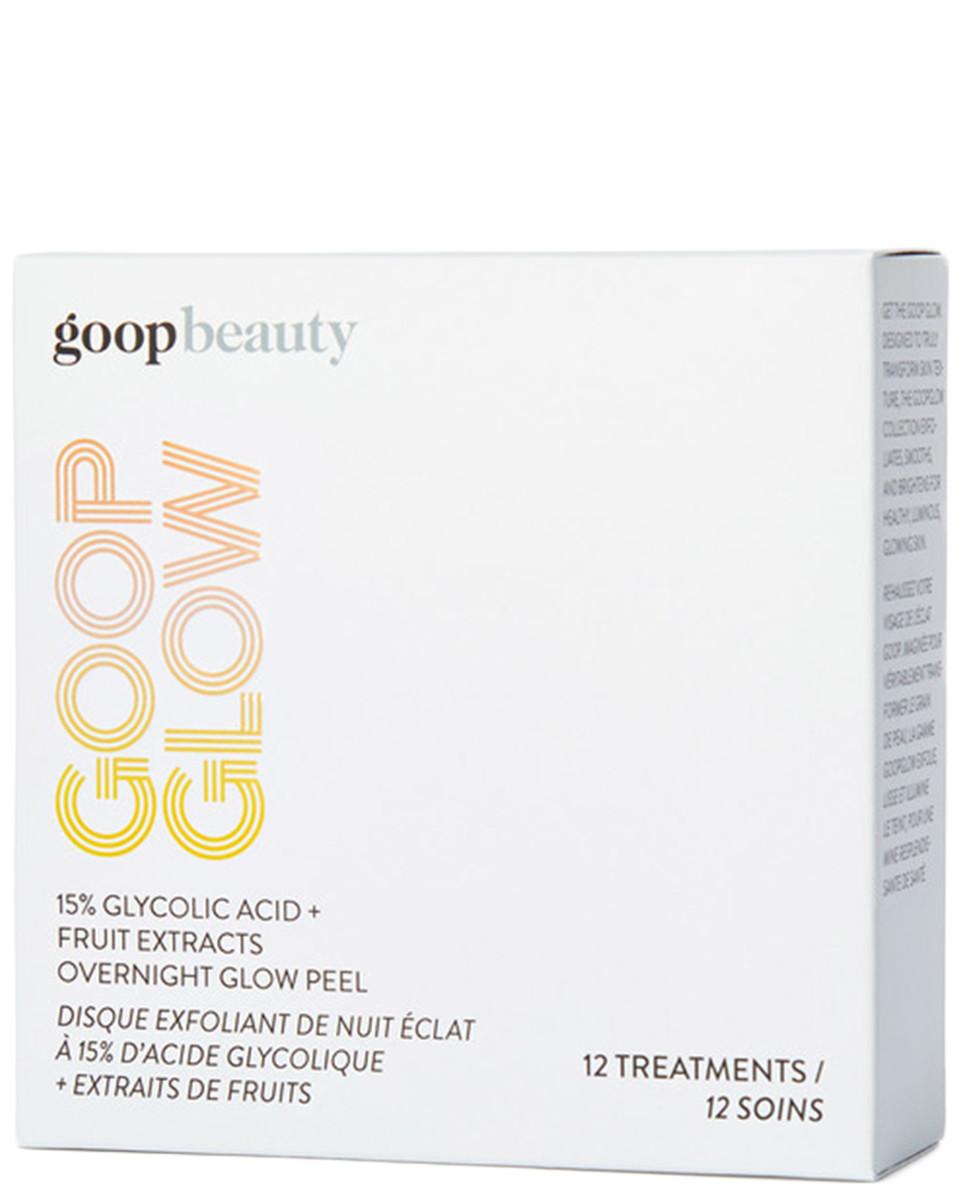 Goop Goopglow 15 Percent Glycolic Overnight Glow Peel