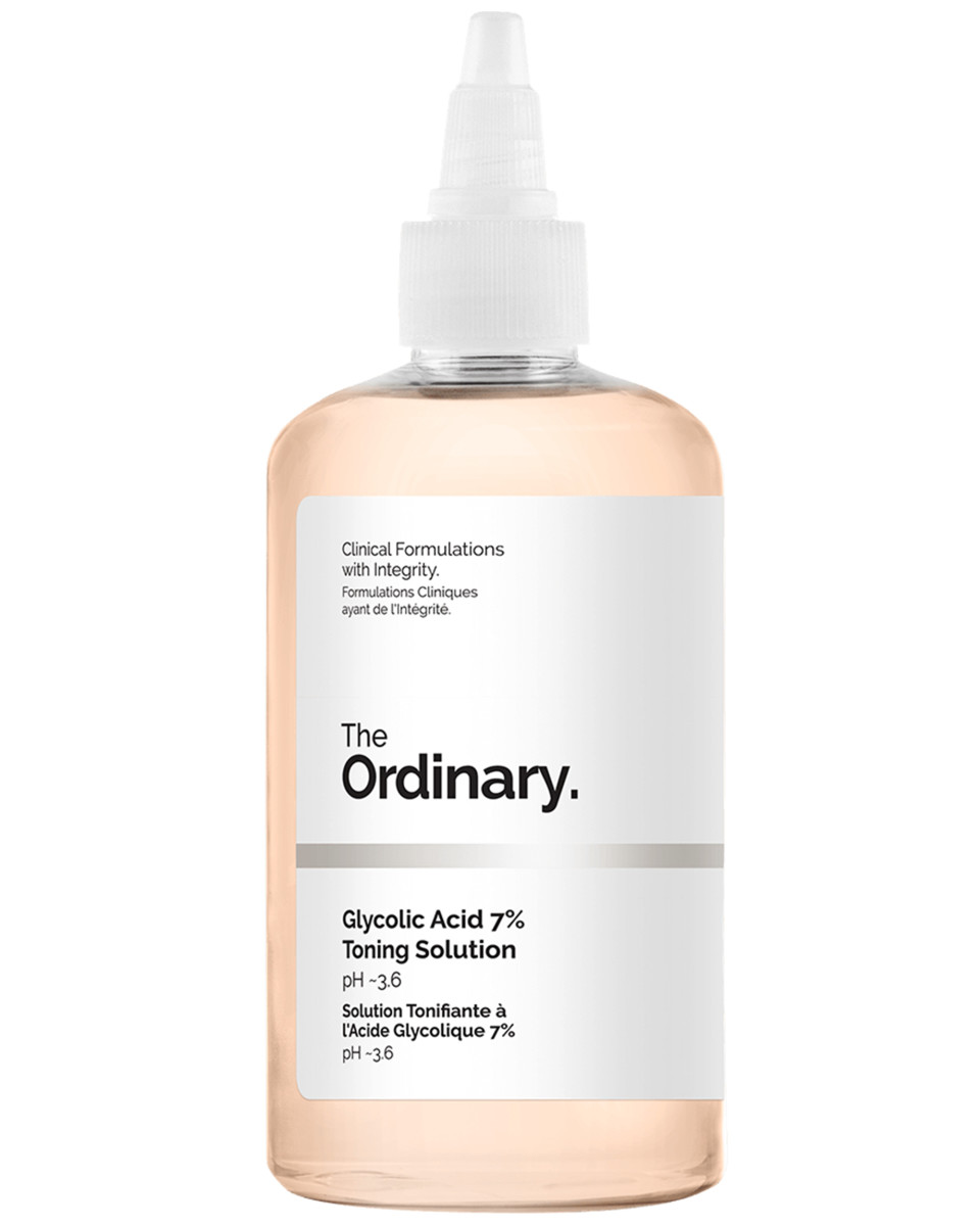 The Ordinary Glycolic Acid 7 Percent Toning Solution