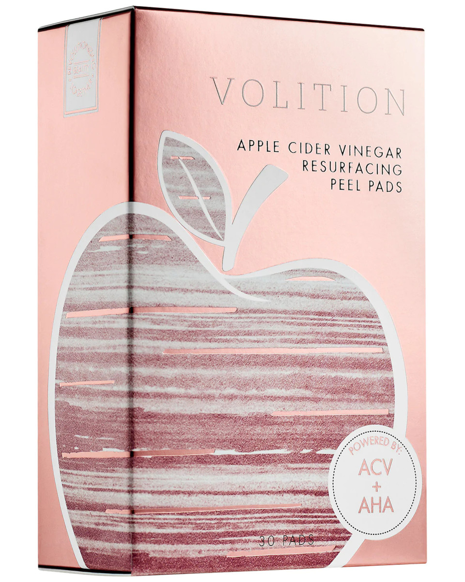Volition Beauty Apple Cider Vinegar Resurfacing Peel Pads