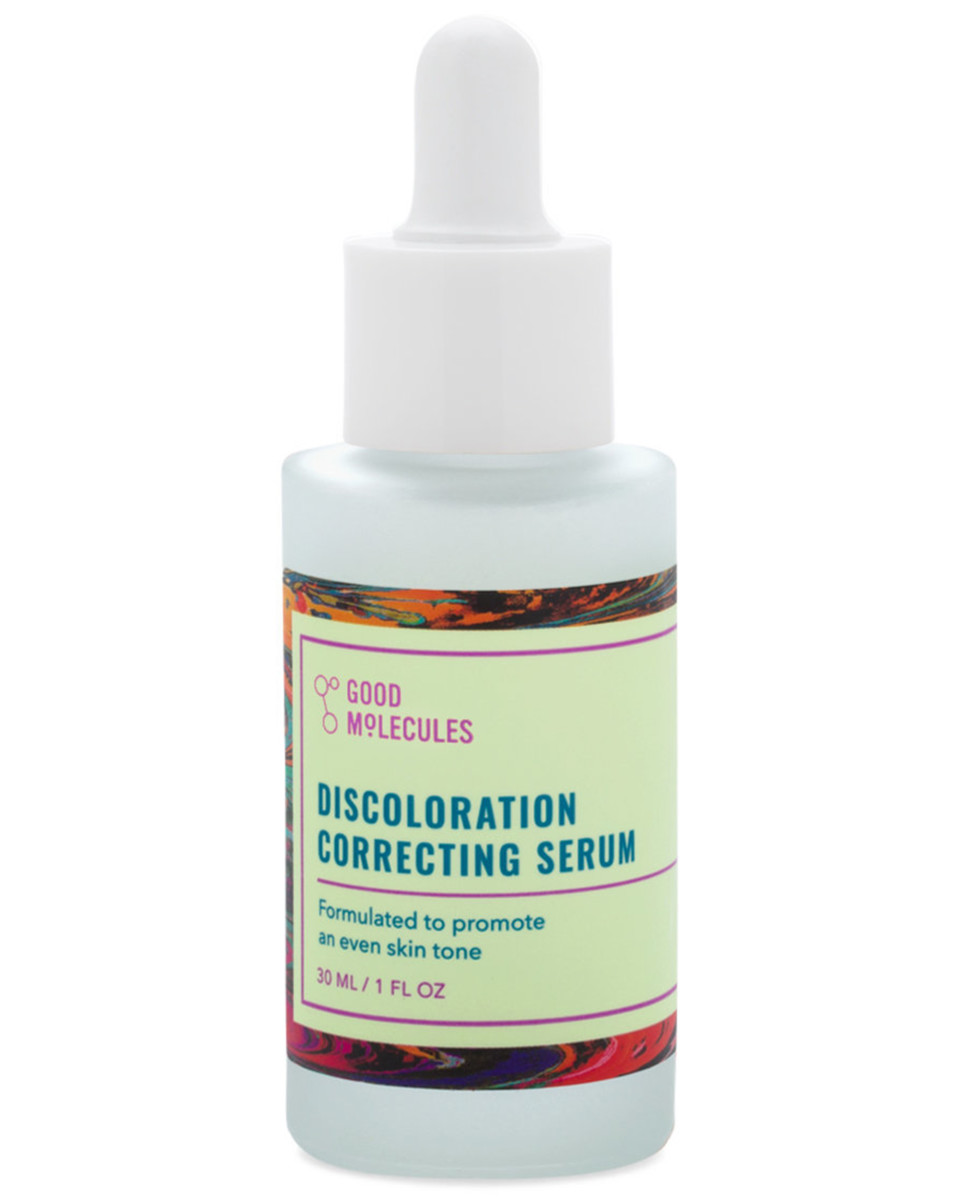 Good Molecules Discoloration Correcting Serum