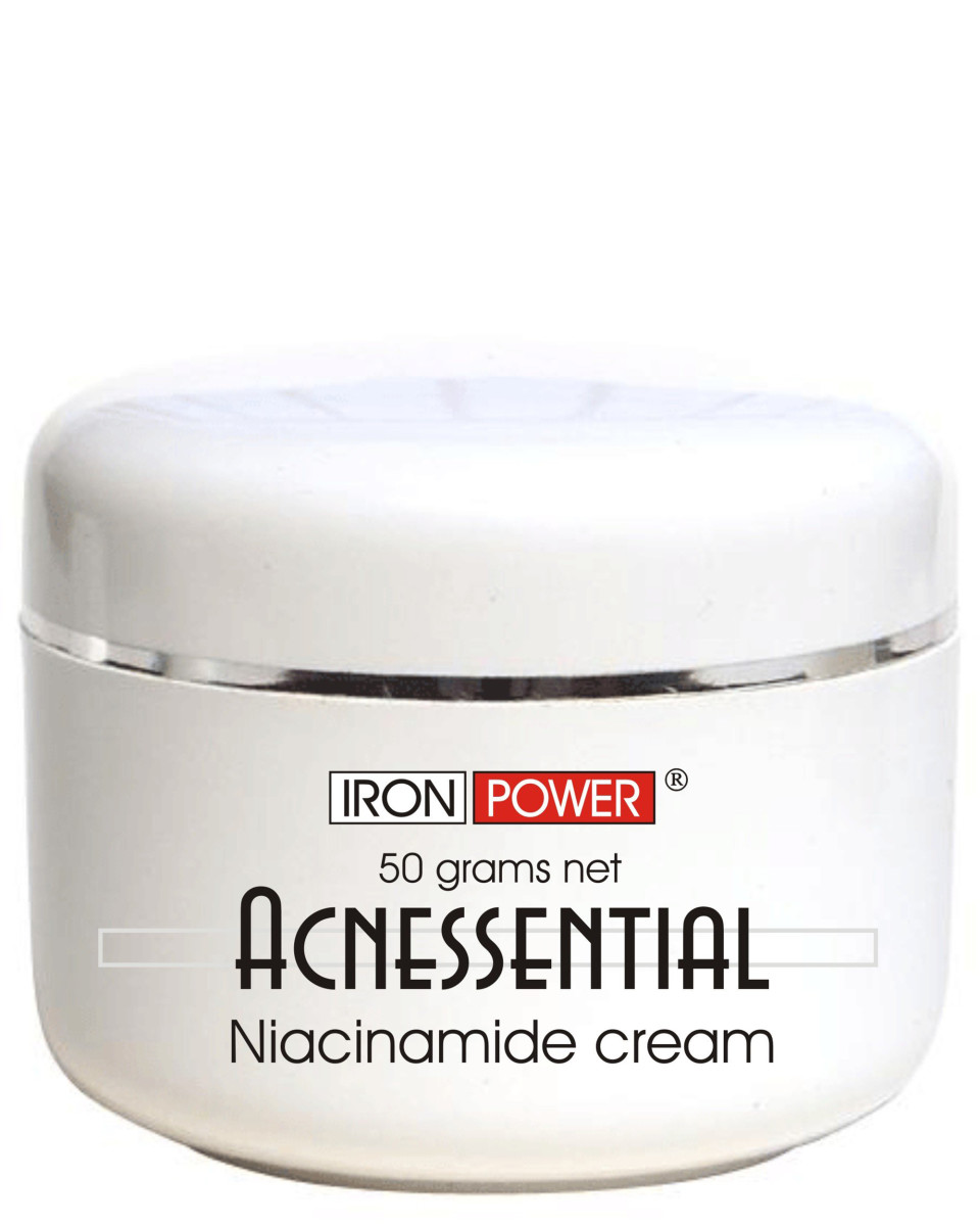 Iron Power Acnessential Niacinamide Cream