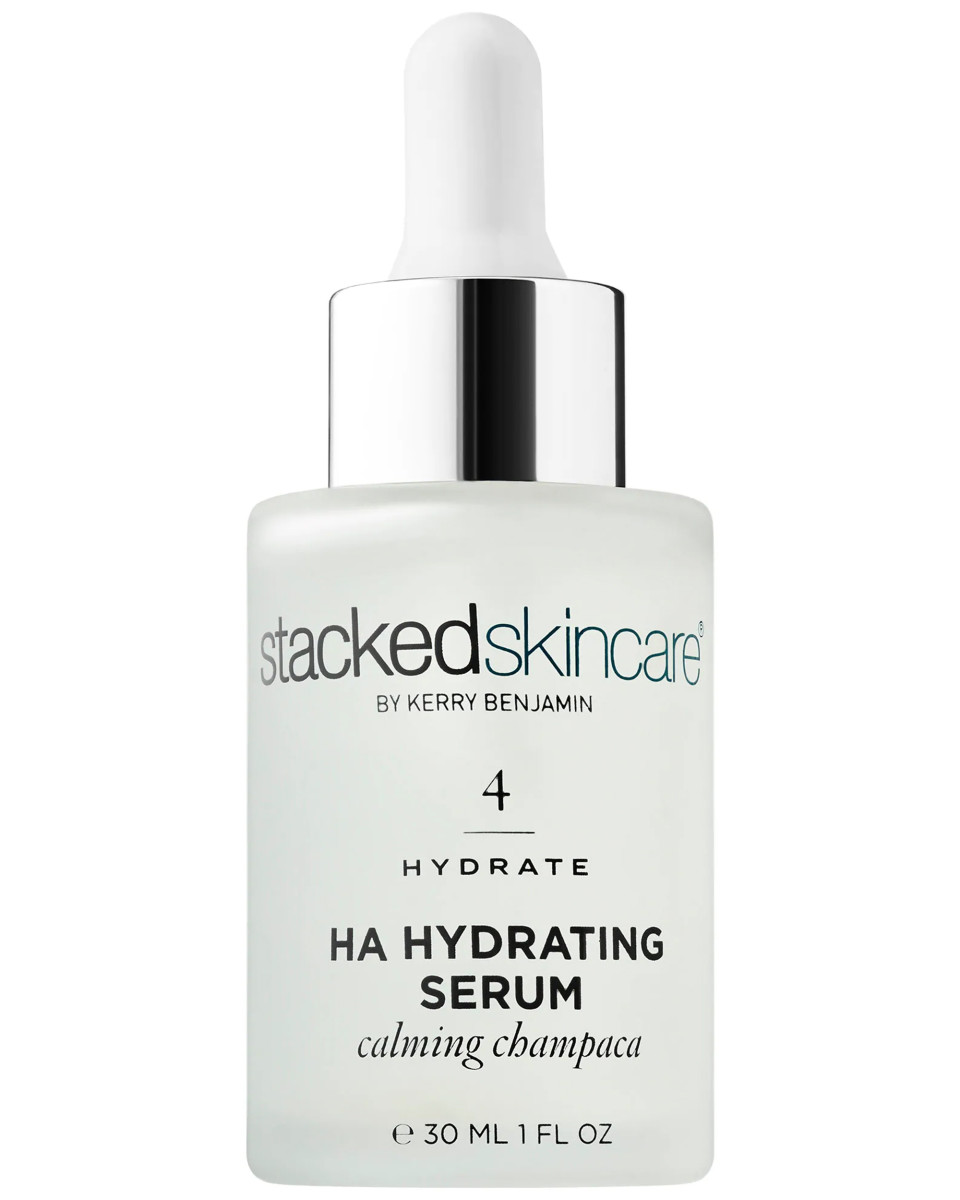 StackedSkincare Hyaluronic Acid Champaca Hydrating Serum