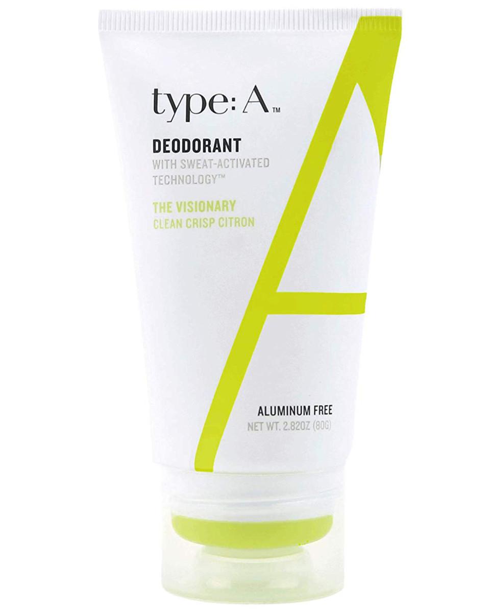Type A Deodorant