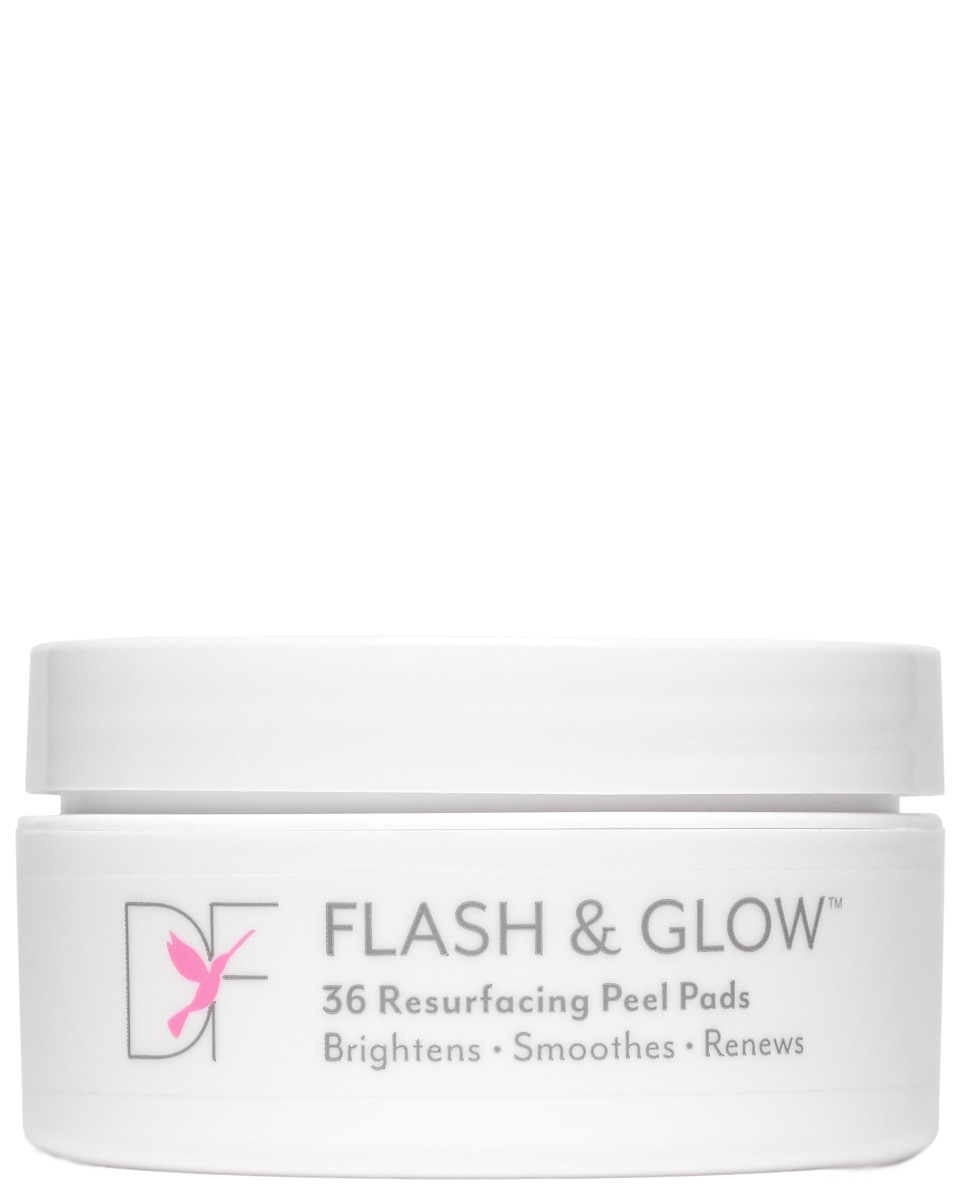 Dermaflash Flash and Glow Resurfacing Peel Pads
