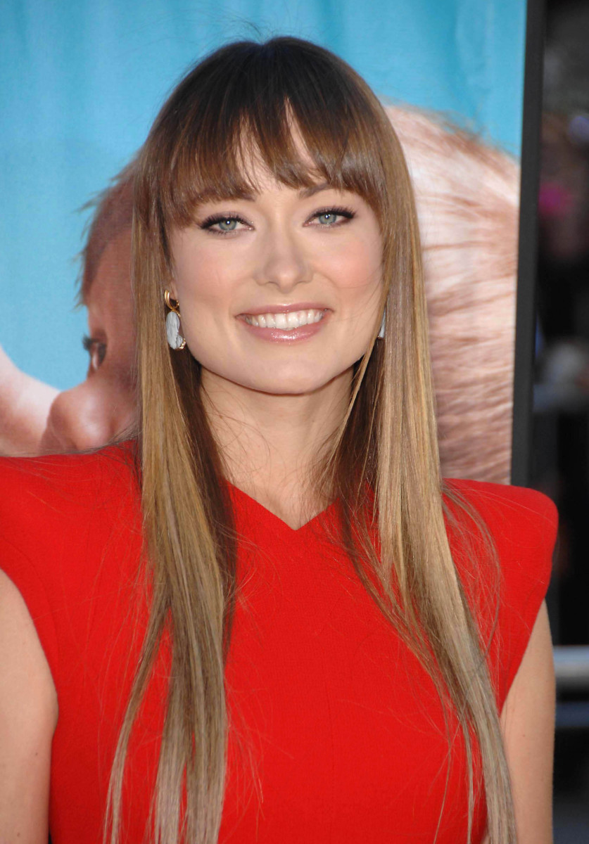 Olivia Wilde The Change-Up Los Angeles premiere 2011
