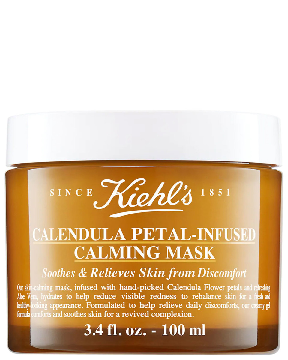 Kiehl's Calendula Petal-Infused Calming Mask