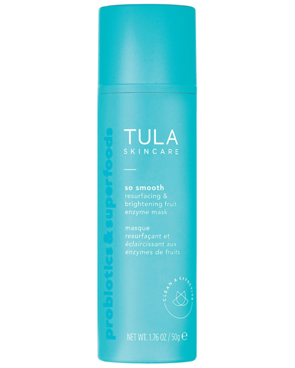 TULA So Smooth Resurfacing & Brightening Fruit Enzyme Mask