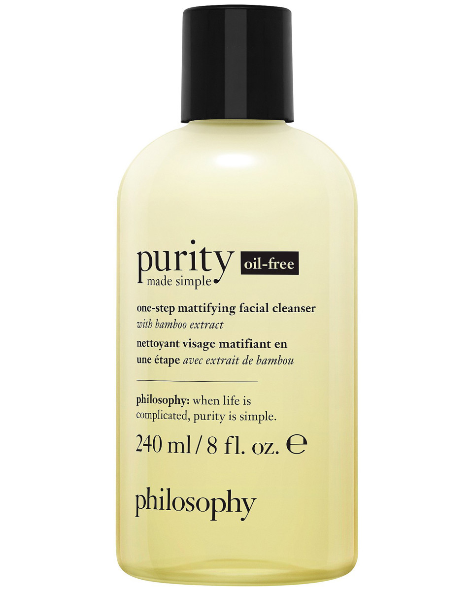 Philosophy Purity Made Simple Oil-Free One-Step Mattifying Facial Cleanser