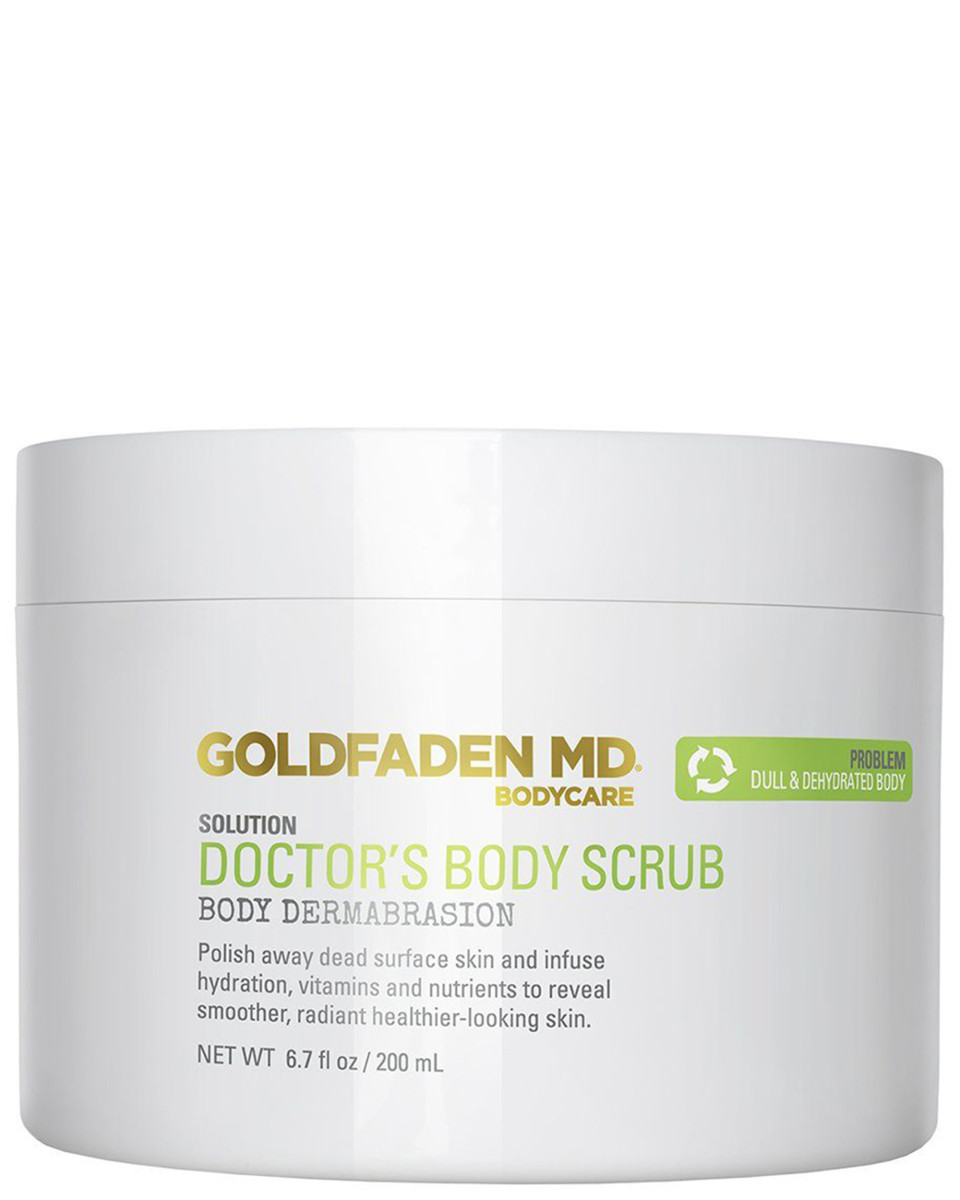 Goldfaden MD Doctor's Body Scrub Body Dermabrasion