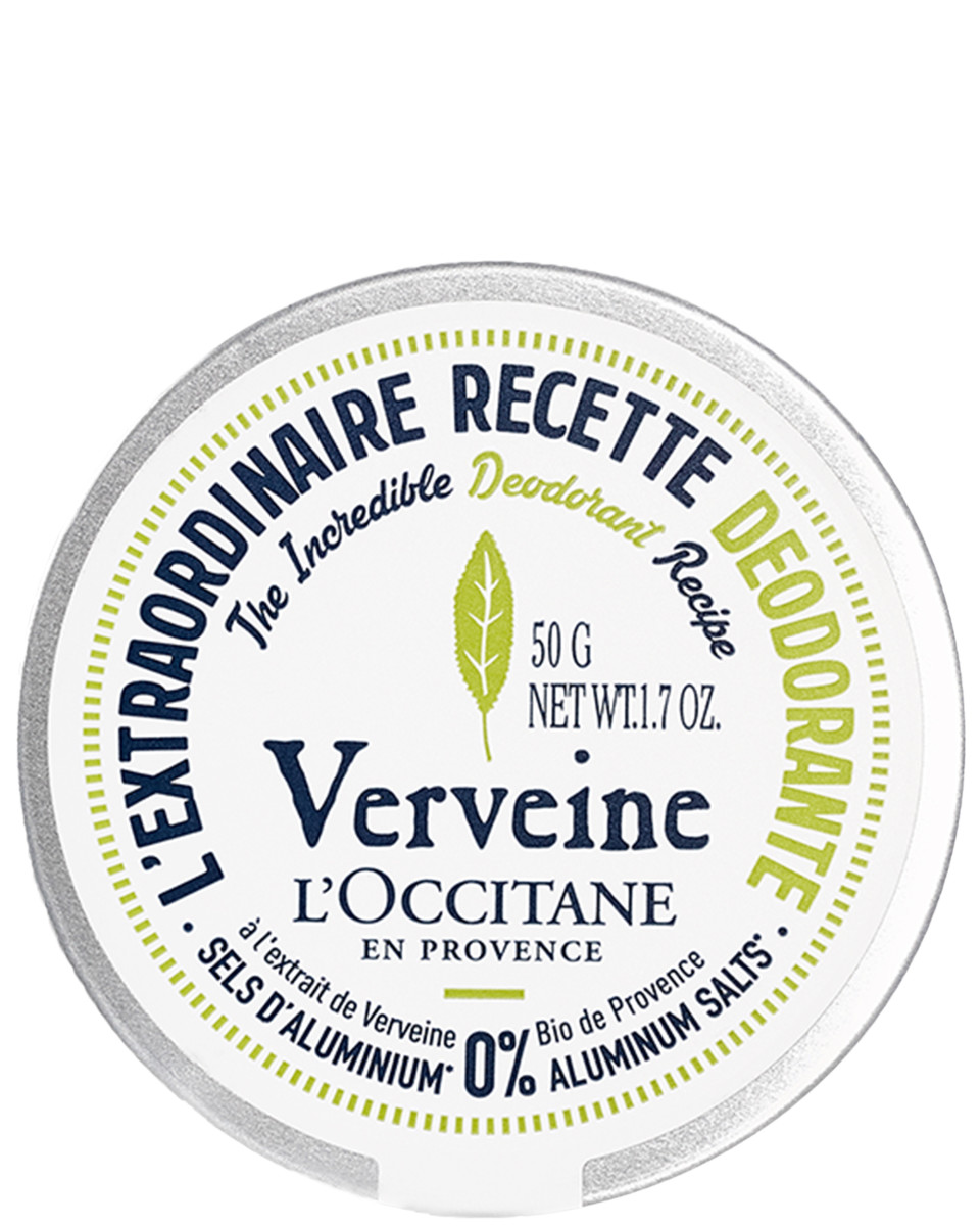 L'Occitane The Incredible Deodorant Recipe